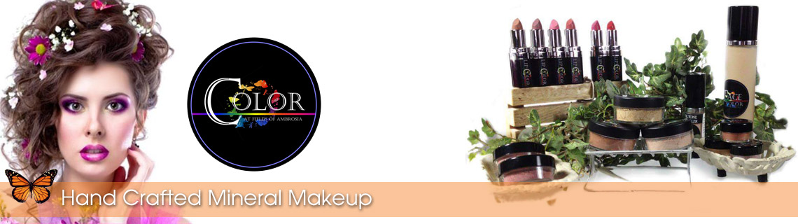 Hand-Crafted Mineral Makeup
